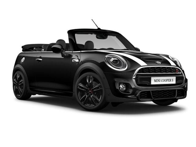Mini Cabrio - Cooper S Head-Up HK HiFi DAB LED RFK ACC