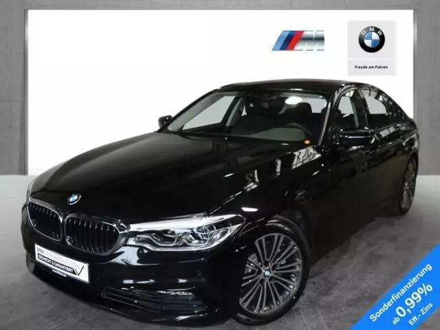 BMW 5er - 520d Limousine Sport Line EURO6 HiFi LED Navi Bu