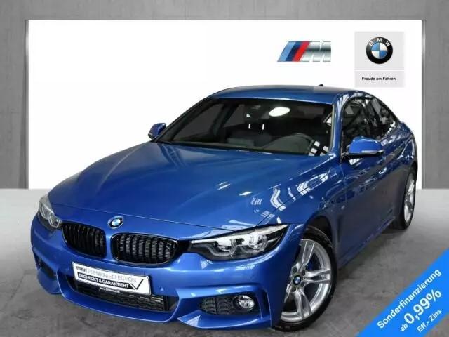 BMW 4er - 420d Gran Coupé EURO6 Sportpaket M Sportbr. HiFi