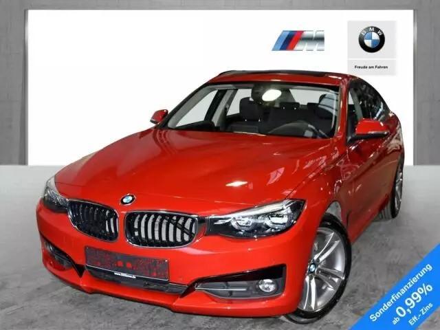 BMW 3er 320d Gran Turismo EURO6 Sport Line Head-Up HiFi