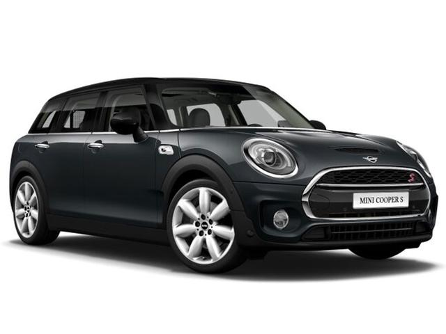 Mini Clubman Cooper S ALL4 Chili Head-Up HK HiFi DAB