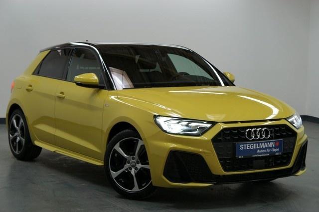 Audi A1 - Sportback S line 30 TFSI LED OPTIKPAKET 17ZOL