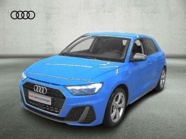 Audi A1 - Sb. 40 TFSI S-tronic S-Line B O LED Bluetooth