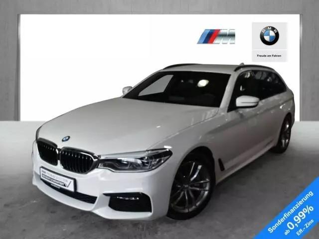 BMW 5er 520d Touring EURO6 Sportpaket Head-Up HiFi LED K