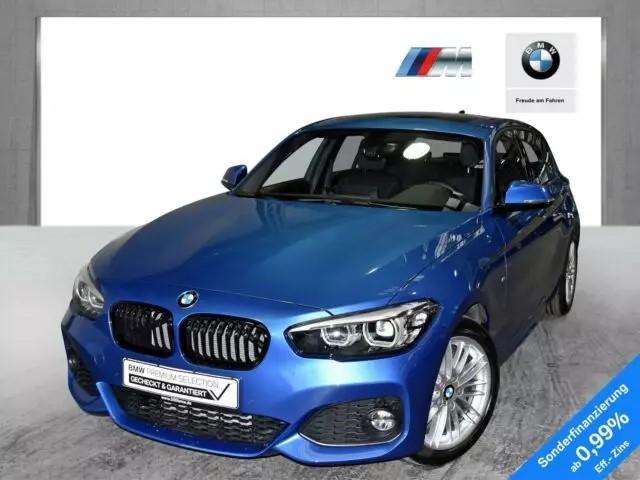 BMW 1er 118d 5-Türer EURO6 M Sport Ed. HiFi LED GSD Navi