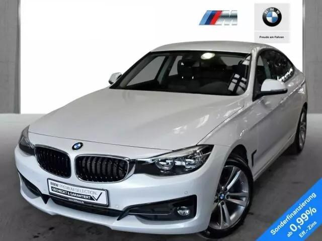 BMW 3er 320d Gran Turismo Sport Line EURO6 Head-Up LED N