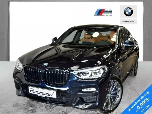 BMW X4 - xDrive30d EURO6 M Sport Head-Up HK HiFi DAB D