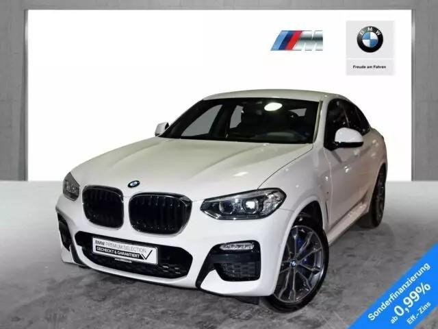 BMW X4 xDrive30i EURO6 M Sport Head-Up HiFi Dyn. Däm