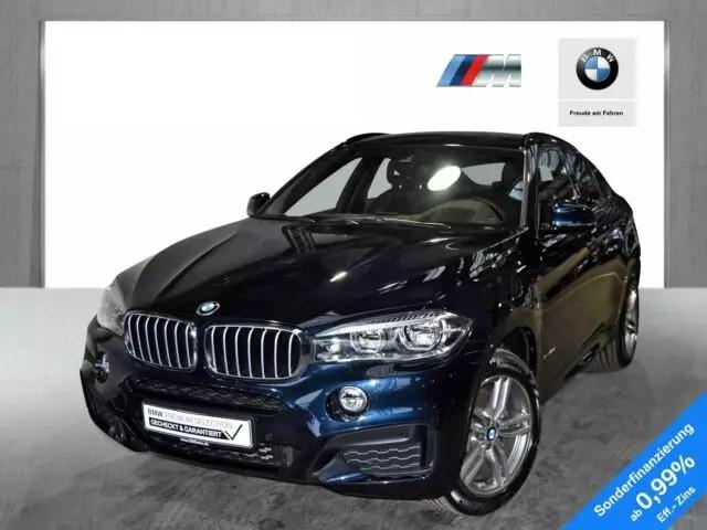 BMW X6 - xDrive40d EURO6 Sportpaket Head-Up HK HiFi LE