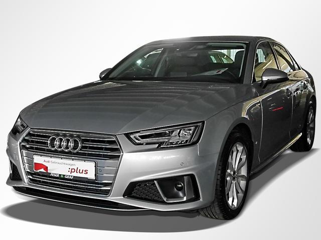 Audi A4 - Lim sport 40 TDI S tronic 2x line LED ACC
