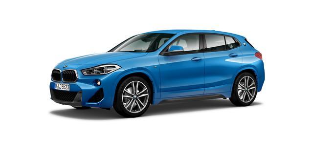 BMW X2 - sDrive20d M Sport NaviPlus LED Head-Up AHK SH
