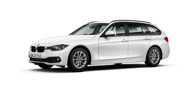 BMW 3er - 320dA Tour. Advantage Navi.AHK.LED.PDC.SHZ.BT