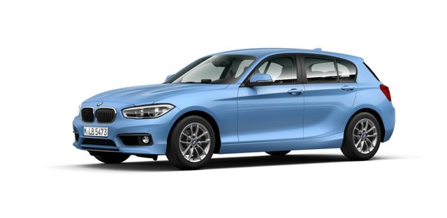 BMW 1er 116i 5-Türer *LED-SW.NAVI.PARKASSISTENT*