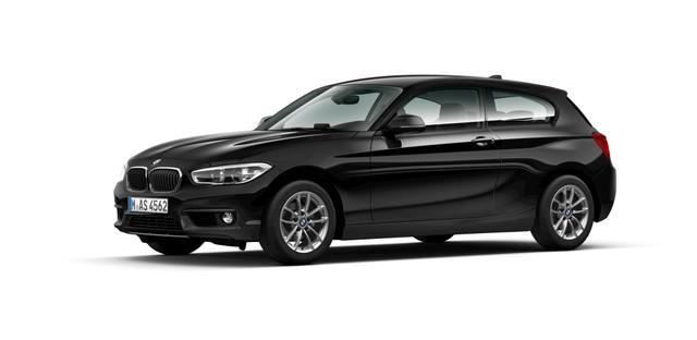 BMW 1er - 116d 3-Türer Advantage LED/TEMPO/SH/HiFi/5-SITZE