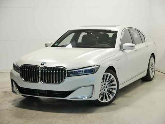 BMW 7er - 745eA iPerfomance Lim. Pure Excellence Top Ausst
