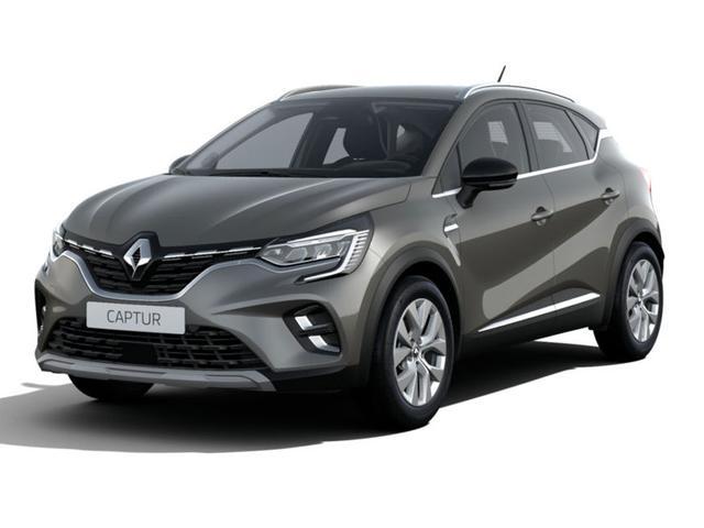 Renault Captur - Intens TCe 130 GPF Einparkhilfe Navigation LED