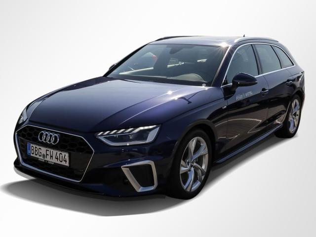 Audi A4 Avant 35TDI S tronic line/Pano/Matrix/Navi+