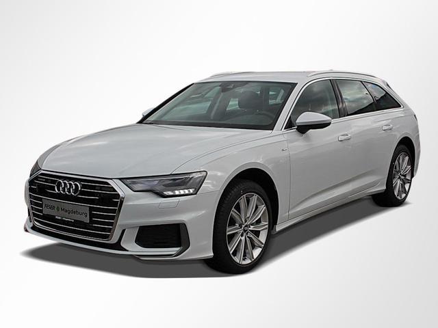 Audi A6 Avant 45TDIqu. S line /LED/Leder/Navi/ACC