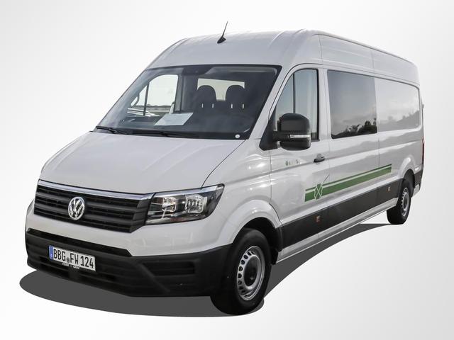 Volkswagen Crafter - Plus/7 Sitze/Navi/Klima/STHZ/Kamera/ACC
