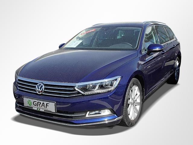 Volkswagen Passat - Variant Highline 2.0 TDI AHK/Navi/ACC