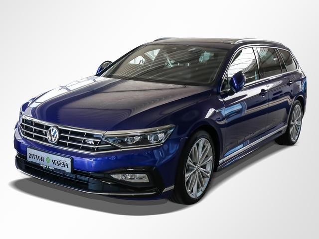Volkswagen Passat - Variant 2.0 TDI DSG Elegance R-Line !!