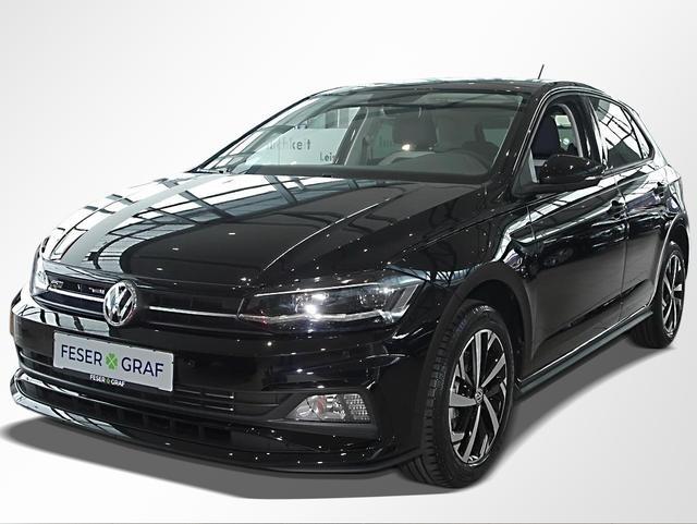 Volkswagen Polo - beats 1,0l TSI 95PS 5-Gang,R-Line,LED