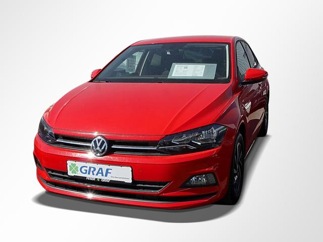 Volkswagen Polo - Join 1.0 l 59kW Navi/Ganzjahresreifen