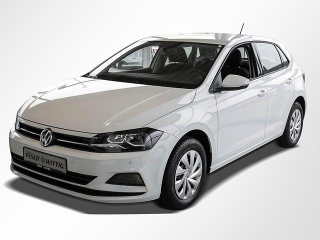 Volkswagen Polo - 1.0 Comfortline Einparkhilfe/Sitzheizung/Kl