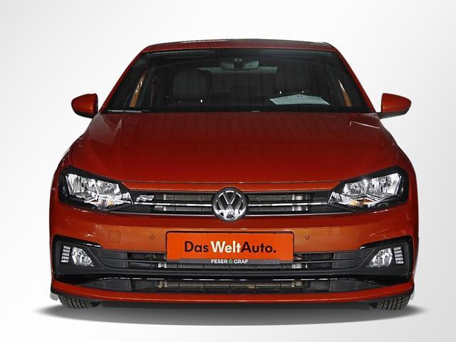 Volkswagen Polo - R-Line 1.0 TSI DSG Navi ACC Sportpaket