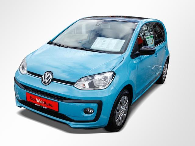 Volkswagen up - up! MOVE UP! 1.0 KLIMA PDC TELEFON 5J.GARANTIE
