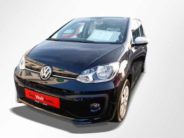 Volkswagen up - up! MOVE 1.0 KLIMA PDC TELEFON 5J.GARANTIE