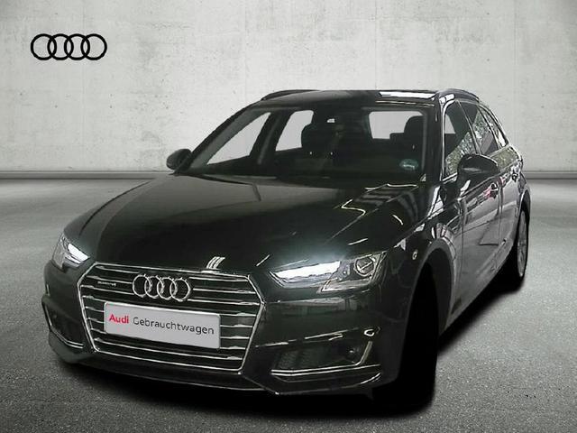 Audi A4 Av 40TDI qu. Stronic,Standh.,Tour,Navi+,2xPDC