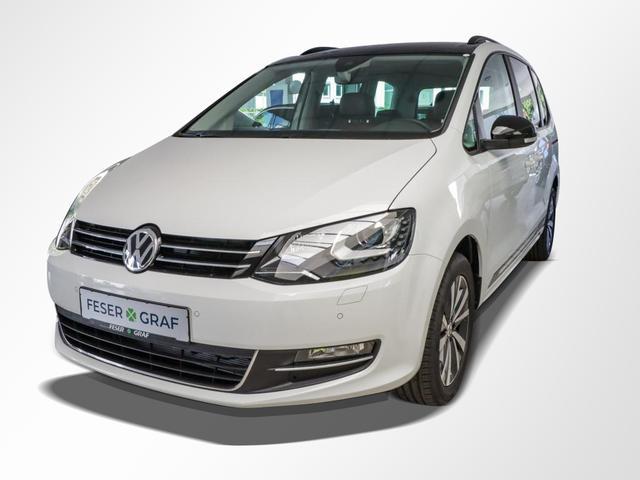Volkswagen Sharan - Black Style 1,4 TSI