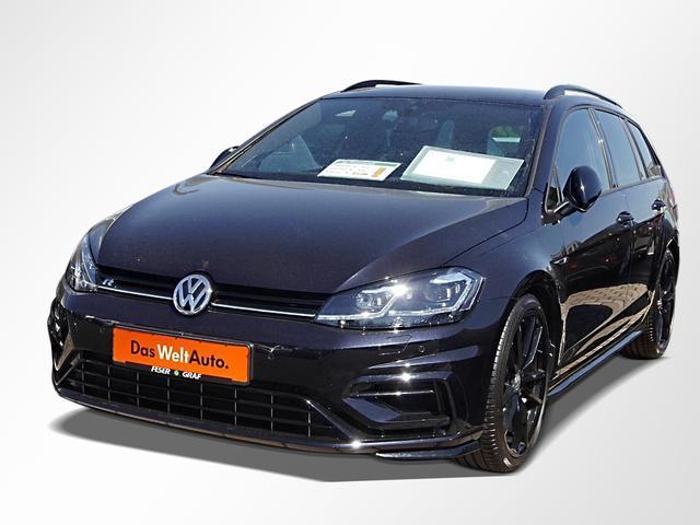 Volkswagen Golf VII Variant R 2.0TSI 4M Navi ActiveInfo 19