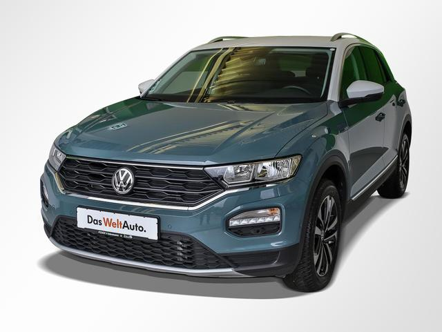 Volkswagen T-Roc - 1.6 TDI IQ.Drive ACC AHK Navi Sitzh.