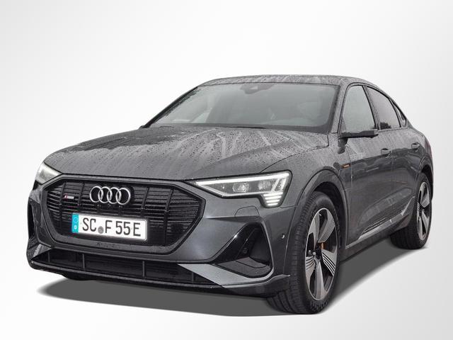 Audi e-tron - Sportback S line 55 quattro digit-Spiegel
