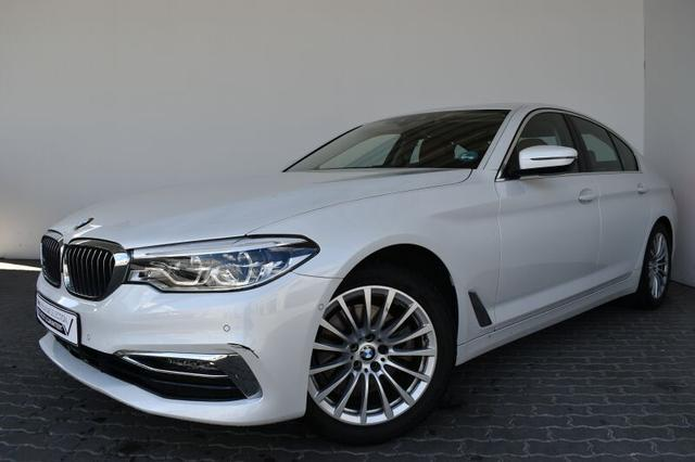 BMW 5er 520dA Limousine Luxury Line NaviProf.LED.PDC