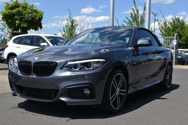 BMW 2er - 230i Cabrio M Sport