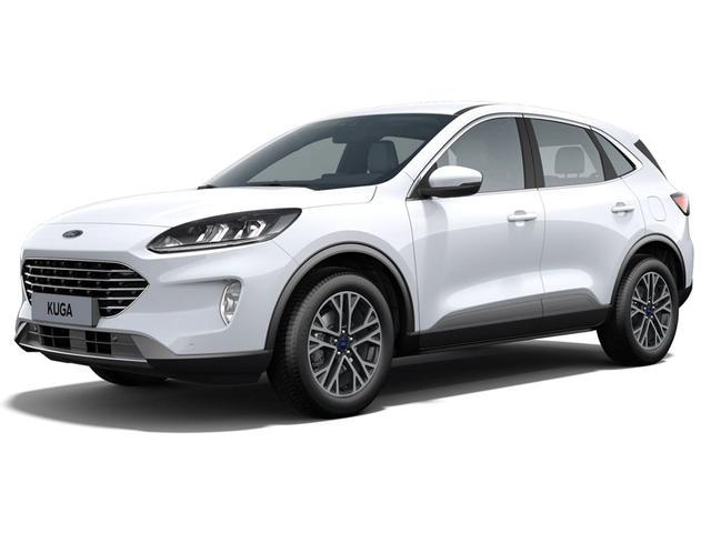 Ford Kuga - Titanium Plug-In-Hybrid 2.5 Duratec PHEV Navigation My Key