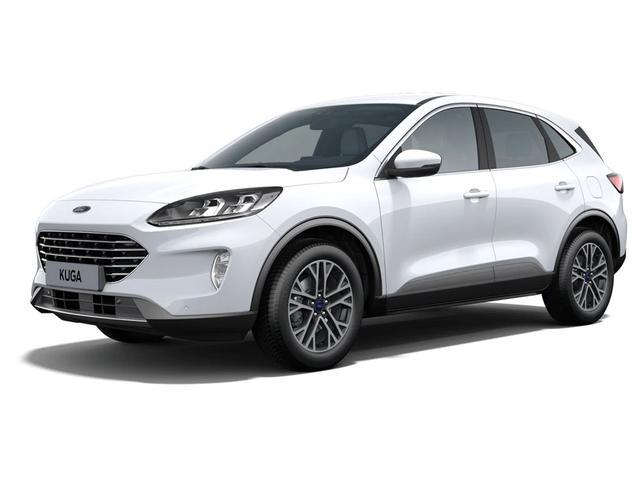 Ford Kuga - Titanium X Plug-In-Hybrid 2.5 Duratec PHEV Navigation Bose LED