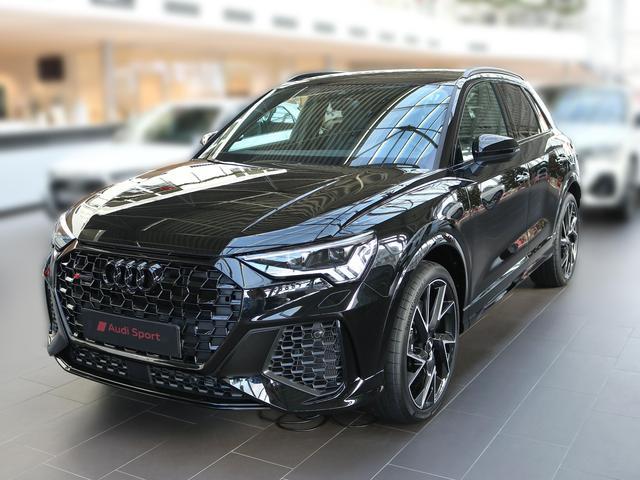 Audi RS Q3 - RSQ3 RS-Sportsitze Matrix Abgasanlage all Black