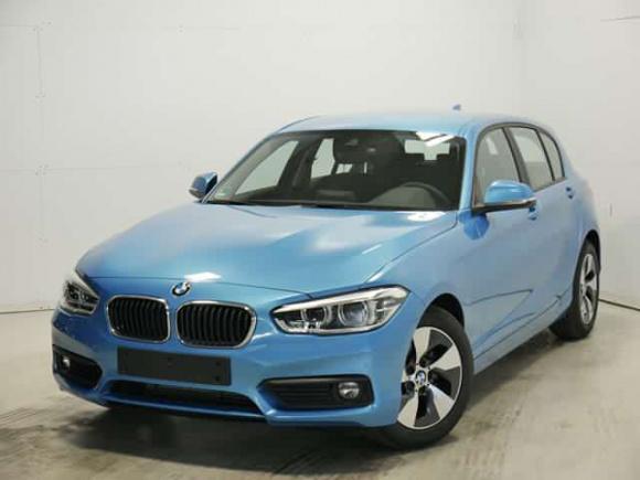 BMW 1er 118i 5-Türer LED.Navi.Klimaaut..PDC