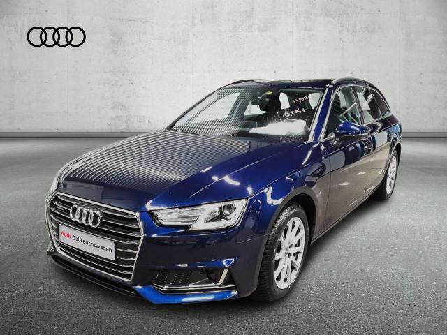 Audi A4 - Avant 40TDI S tronic design/Standhz/Navi /ACC