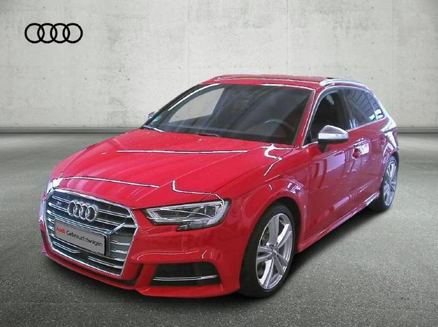 Audi S3 Sportback 2.0 TFSI S tronic ACC+VIRTUAL+NAVI