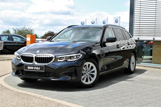 BMW 3er 318d Touring