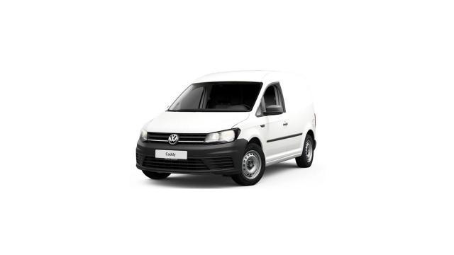 Volkswagen Caddy - Kastenwagen 1.0 TSI 5-Gang Radio/Klima/AHK