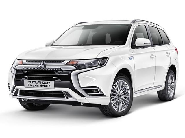 Mitsubishi Outlander - PHEV Plugin-Hybrid Basis