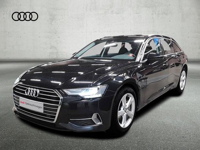 Audi A6 Avant 40TDI sport/AHK/LED/Navi+/Alcantara