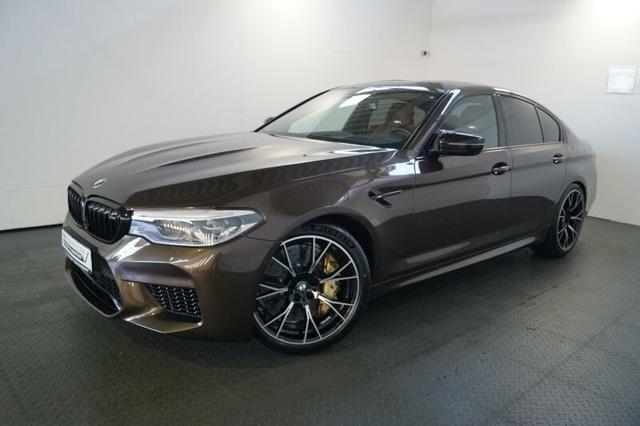BMW M5 Competition Limousine eh. UVP 176840.-€
