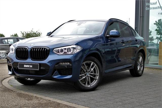 BMW X4 - xDrive20d M Sport M-Sportpaket